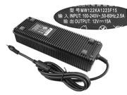 AULT 12V 15A Laptop AC Adapter 5.5 x 2.5mm