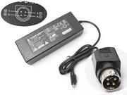 LISHIN 24V 5.42A Laptop AC Adapter
