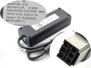 MICROSOFT 12V 16.5A Laptop AC Adapter 6holesmm