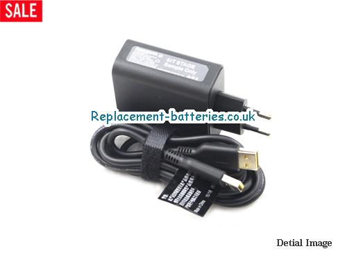 UK EU Wall Adapter Charger ADL65WLC for Lenovo Yoga 3 Pro