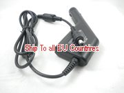 TOSHIBA 15V 5A 75W Replacement Laptop Car Adapters, Laptop Car Charger, 6.0*3.0mm