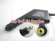 ACER 19V 3.42A 65W Replacement Laptop Car Adapters, Laptop Car Charger, 5.5x1.7mm